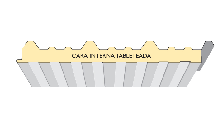 grafico panel aislante